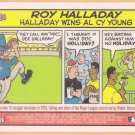 ROY HALLADAY 2004 Topps Bazooka Comics INSERT Card #BC4 TORONTO BLUE JAYS Baseball FREE SHIPPING 4