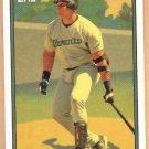 FRANK THOMAS 2007 Topps Wal Mart INSERT Card #WM1 TORONTO BLUE JAYS Baseball FREE SHIPPING 1
