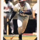 DEION SANDERS 1993 Topps GOLD Card #795 ATLANTA BRAVES Baseball FREE SHIPPING 795