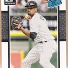 MARCUS SEMIEN 2014 Panini Donruss RATED ROOKIE Card #243 CHICAGO WHITE SOX Baseball FREE SHIPPING