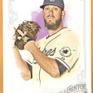 JAMES SHIELDS 2015 Topps Allen & Ginter Card #291 SAN DIEGO PADRES Baseball FREE SHIPPING 291