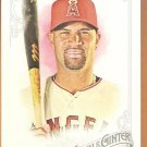 ALBERT PUJOLS 2015 Topps Allen & Ginter Card #198 ANAHEIM LOS ANGELES ANGELS Baseball FREE SHIPPING