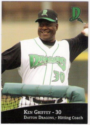 DAYTON DRAGONS 2010 Choice Lot of 17 ROOKIE CARDS Baseball CINCINNATI REDS Ken Griffey FREE SHIPPING