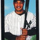 ROBINSON CANO 2009 Upper Deck Goodwin Champions Mini BLACK Border Insert Card #212 NEW YORK YANKEES