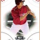CARLOS CARRASCO 2008 Donruss Threads Baseball ROOKIE Card #85 Philadelphia Phillies FREE SHIPPING