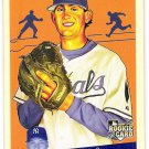 LUKE HOCHEVAR 2008 Upper Deck Goudey ROOKIE Card #87 Kansas City Royals FREE SHIPPING Baseball RC 87
