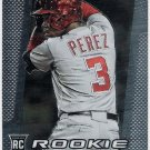 EURY PEREZ 2013 Panini Prizm ROOKIE Card #286 WASHINGTON NATIONALS Baseball FREE SHIPPING 286