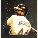 REGGIE JACKSON 2004 Fleer Tradition Career Tributes INSERT Card #4CT Oakland A's FREE SHIPPING