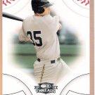 JESUS MONTERO 2008 Donruss Threads Baseball ROOKIE Card #80 New York Yankees FREE SHIPPING
