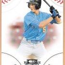JORDAN SCHAFER 2008 Donruss Threads Baseball ROOKIE Card #53 Atlanta Braves FREE SHIPPING