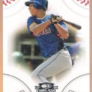 RUBEN TEJADA 2008 Donruss Threads Baseball ROOKIE Card #74 New York Mets FREE SHIPPING