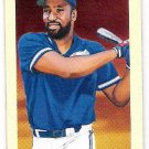 JOE CARTER 2009 Upper Deck Goodwin Champions MINI Insert Card #48 Toronto Blue Jays FREE SHIPPING