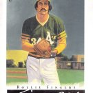 ROLLIE FINGERS 2003 Topps Gallery HOF VARIATION Card #70 Oakland A's FREE SHIPPING