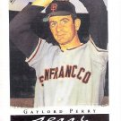 GAYLORD PERRY 2003 Topps Gallery HOF Card #46 San Francisco Giants FREE SHIPPING Baseball 46