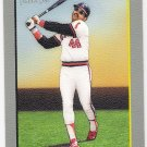 REGGIE JACKSON 2005 Topps Turkey Red Retired SP Card #302 Anaheim Angels FREE SHIPPING