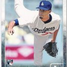 CARLOS FRIAS 2015 Topps Baseball ROOKIE Card #434 LOS ANGELES DODGERS Series 2 FREE SHIPPING 434