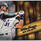 MIKE PIAZZA 2015 Topps Baseball Heart Of The Order INSERT Card #HOR-2 NEW YORK METS Free Shipping 2