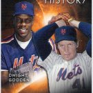 TOM SEAVER & DWIGHT GOODEN 2015 Topps Eclipsing History INSERT Baseball Card #EH-5 NEW YORK METS