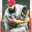 MATT SHOEMAKER 2015 Topps Future Stars Baseball Card #597 ANAHEIM LOS ANGELES ANGELS Free Shipping
