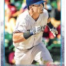 JAKE SMOLINSKI 2015 Topps Baseball Card #408 TEXAS RANGERS Series 2 FREE SHIPPING 408