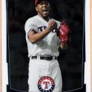 NEFTALI FELIZ 2012 Bowman CHROME Card #73 TEXAS RANGERS Baseball FREE SHIPPING 73