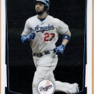 MATT KEMP 2012 Bowman CHROME Card #97 LOS ANGELES DODGERS Baseball FREE SHIPPING 97