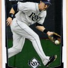 BEN ZOBRIST 2012 Bowman CHROME Card #220 TAMPA BAY RAYS Baseball FREE SHIPPING 220