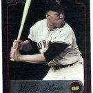 WILLIE MAYS 2003 Bowman Chrome Card #351 San Francisco Giants FREE SHIPPING Baseball 351