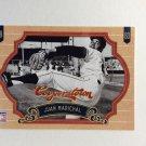 JUAN MARICHAL 2012 Panini Cooperstown Card #134 SAN FRANCISCO GIANTS Baseball FREE SHIPPING HOF 134