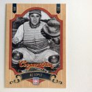 AL LOPEZ 2012 Panini Cooperstown Card #119 CLEVELAND INDIANS Baseball FREE SHIPPING HOF 119