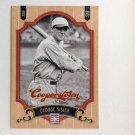 GEORGE SISLER 2012 Panini Cooperstown Card #20 ST LOUIS CARDINALS Baseball FREE SHIPPING 20