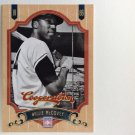 WILLLIE MCCOVEY 2012 Panini Cooperstown Card #130 SAN FRANCISCO GIANTS Baseball FREE SHIPPING 130