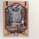 CHRISTY MATHEWSON 2012 Panini Cooperstown Card #4 SAN FRANCISCO GIANTS Baseball FREE SHIPPING 4