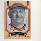 WHITEY HERZOG 2012 Panini Cooperstown Card #87 ST LOUIS CARDINALS Baseball FREE SHIPPING HOF 87