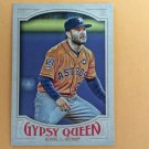 JOSE ALTUVE 2016 Topps Gypsy Queen Card #155 HOUSTON ASTROS Baseball FREE SHIPPING 155