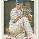 CC SABATHIA 2016 Topps Gypsy Queen Baseball Card #202 NEW YORK YANKEES Free Shipping 202 C.C.