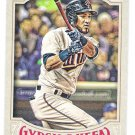 EDDIE ROSARIO 2016 Topps Gypsy Queen Baseball Card #207 MINNESOTA TWINS Free Shipping 207