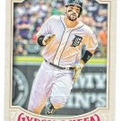 NICK CASTELLANOS 2016 Topps Gypsy Queen Baseball Card #300 DETROIT TIGERS Free Shipping 300