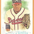 JULIO TEHERAN 2016 Topps Allen & Ginter Baseball Card #217 ATLANTA BRAVES Free Shipping 217 A&G