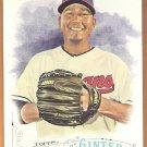 CARLOS CARRASCO 2016 Topps Allen & Ginter Baseball Card #261 CLEVELAND INDIANS Free Shipping A&G 261