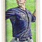 DREW SMYLY 2016 Topps Gypsy Queen MINI Parallel INSERT Card #119 TAMPA BAY RAYS Baseball 119