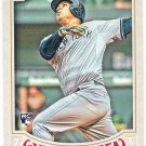 GARY SANCHEZ 2016 Topps Gypsy Queen ROOKIE Card #72 NEW YORK YANKEES Baseball FREE SHIPPING 72