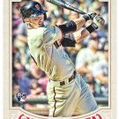 MATT DUFFY 2016 Topps Gypsy Queen ROOKIE Card #81 SAN FRANCISCO GIANTS Baseball FREE SHIPPING 81