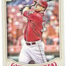 JAY BRUCE 2016 Topps Gypsy Queen Baseball Card #169 CINCINNATI REDS FREE SHIPPING 169