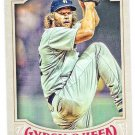 CLAYTON KERSHAW 2016 Topps Gypsy Queen Baseball Card #144 LOS ANGELES DODGERS FREE SHIPPING 144