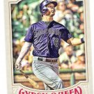 COREY DICKERSON 2016 Topps Gypsy Queen Baseball Card #122 COLORADO ROCKIES FREE SHIPPING 122