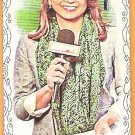 MICHELE STEELE 2016 Topps Allen & Ginter BLACK BORDER Mini Card #110 Sportscaster FREE SHIPPING