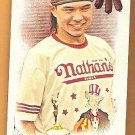 MATT STONIE 2016 Topps Allen & Ginter Mini Parallel Card #107 Hot Dog Eating Champion FREE SHIPPING