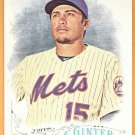 TRAVIS d'ARNAUD 2016 Topps Allen & Ginter SHORT PRINT Card #349 NEW YORK METS Baseball FREE SHIPPING