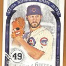 JAKE ARRIETA 2016 Topps Allen & Ginter The Numbers Game INSERT Card #NG-63 CHICAGO CUBS Baseball 49